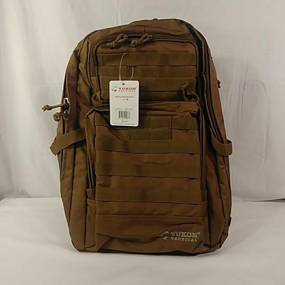 Yukon Tactical Bags   New Alpha Backpack   Poshmark 2773d4a318